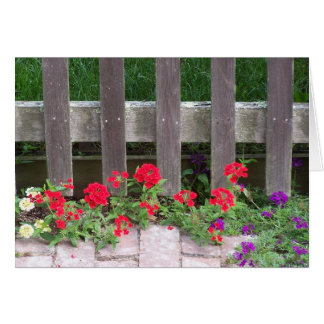 Nantucket Floral Collection Card