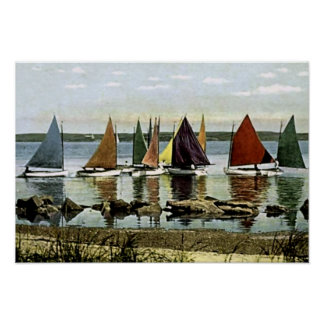 Nantucket Island, Massachusetts Poster
