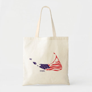 Nantucket Island. Tote Bag