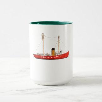 nantucket lightship mug