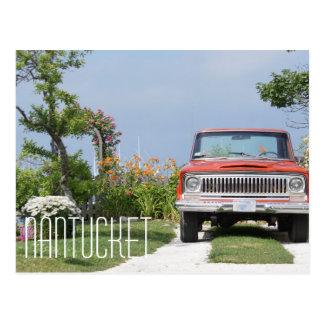 Nantucket Postcard 6