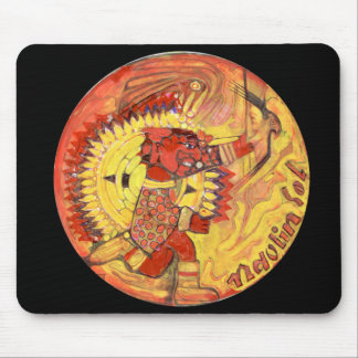 Naolin colour - Amazing Mexico Mousepad