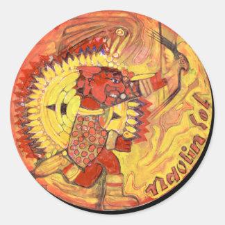 Naolin colour - Amazing Mexico Sticker