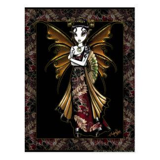 """Naomi"" Oriental Fairy Postcard"