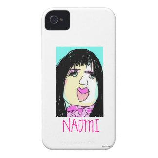 Naomi Sketch iPhone 4 Case-Mate Case