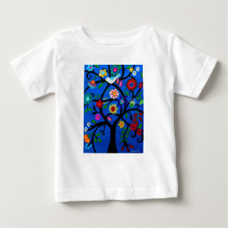 NAOMI'S TREE OF LIFE BABY T-Shirt