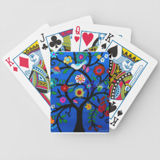 NAOMI'S TREE OF LIFE BICYCLE PLAYING CARDS