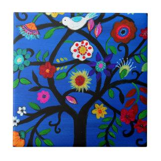 NAOMI'S TREE OF LIFE CERAMIC TILES