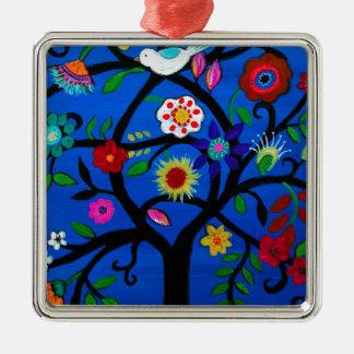 NAOMI'S TREE OF LIFE METAL ORNAMENT