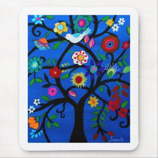 NAOMI'S TREE OF LIFE MOUSE PAD