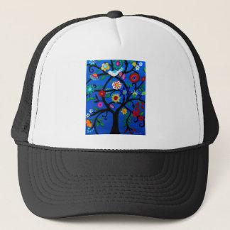 NAOMI'S TREE OF LIFE TRUCKER HAT