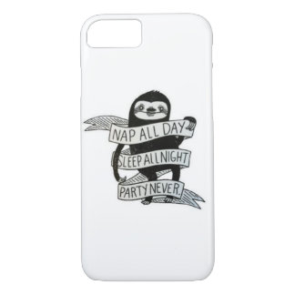 nap all day iPhone 7 case