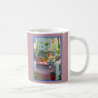 Nap on the Porch Coffee Mug