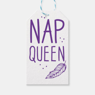 nap queen gift tags