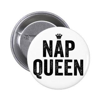 nap queen girls sleep sleepy fashion funny tumblr 2 inch round button