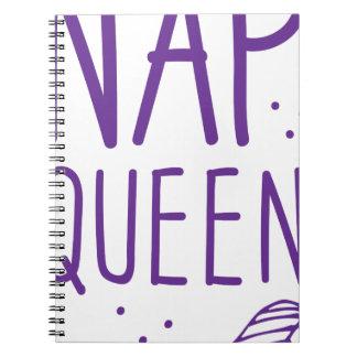 nap queen notebooks