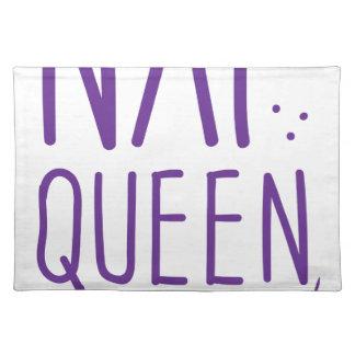 nap queen placemat