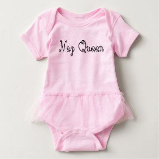 Nap Queen Princess Baby Bodysuit