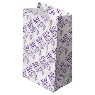 nap queen small gift bag