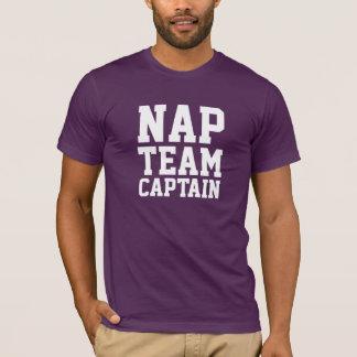 Nap Team Captain T-Shirt