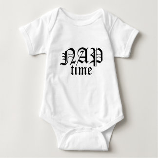 Nap Time Baby Bodysuit