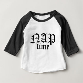 Nap Time Baby T-Shirt