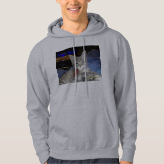 Nap time hoodie