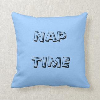 Nap Time pillow