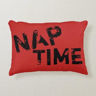 Nap Time Pillow Grunge Punk Bedding Home Decor