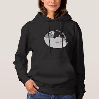 Nap weasel hoodie