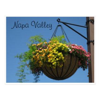 Napa Valley, Ca. Postcard
