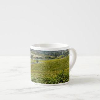 Napa Valley California Espresso Cup