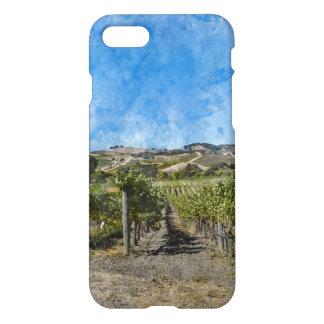 Napa Valley Vineyard iPhone 7 Case