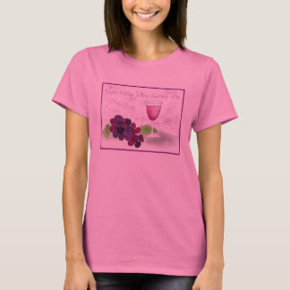 Napa Valley Wine Country T shirt