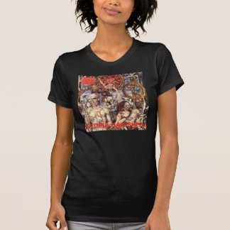 Napalm Death - Utopia Banished girls shirt