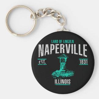 Naperville Keychain
