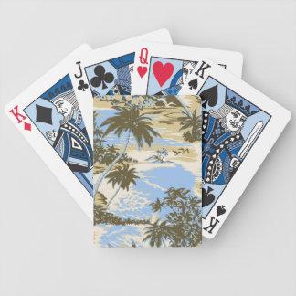 Napili Bay Hawaiian Island Playing Cards