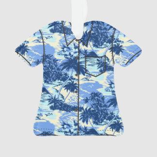 Napili Bay Hawaiian Island Scenic Aloha Shirt