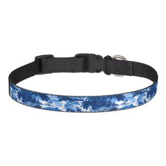 Napili Bay Hawaiian Island Scenic Pet Collar
