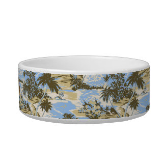 Napili Bay Hawaiian Pet Bowls