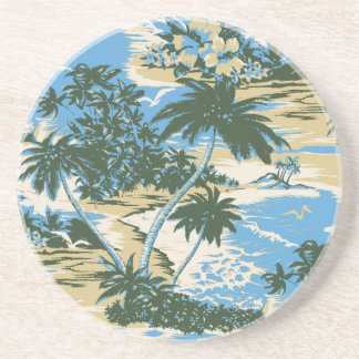 Napili Bay Hawaiian Tiki Bar Coasters