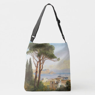 Naples Bay Boats Houses Sun Tote Bag