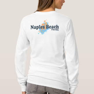 Naples Beach. T-Shirt