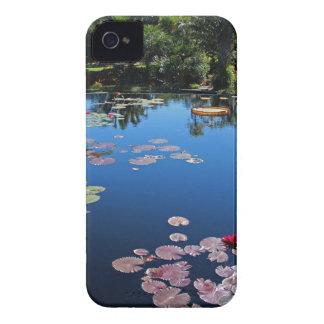 Naples Botanical Garden Water Lilies iPhone 4 Case