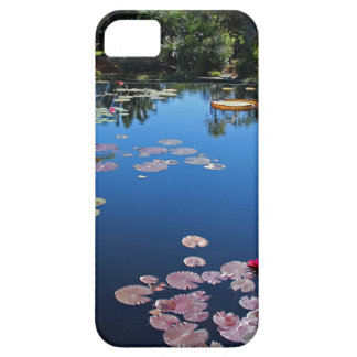 Naples Botanical Garden Water Lilies iPhone 5 Cover