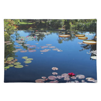 Naples Botanical Garden Water Lilies Placemat