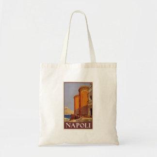 Naples - Napoli Vintage Tote Bag