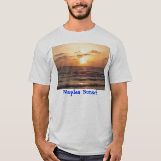Naples Sunset T-Shirt