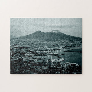 Naples-Vesuvius Jigsaw Puzzle