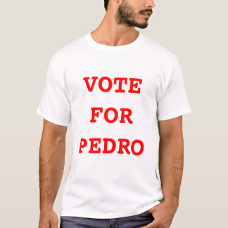Napolean Dynamite (Vote for Pedro) T-Shirt